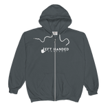 Left Handed Threads Logo Zip Hoodie