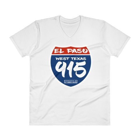 Highway 915 V-Neck