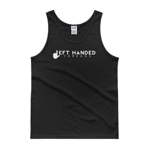 Left Handed Threads Logo Tank top