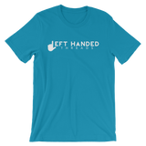 Left Handed Threads Logo