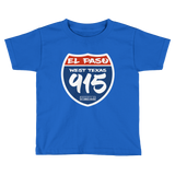 Highway 915 Toddler T-Shirt