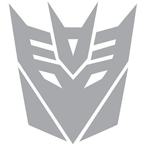 Decepticon Vinyl Sticker Decal