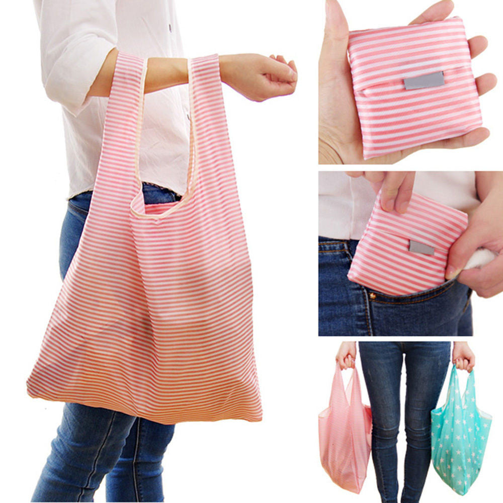 Designed Reusable Eco-Friendly Shopping Bags