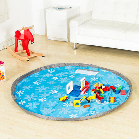 Portable Play Mat Storage Bag