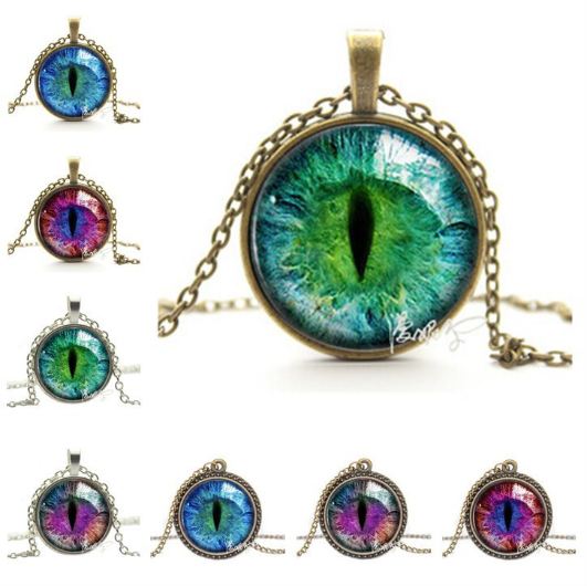 Cat Eye Pendants