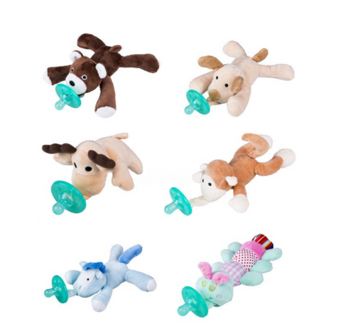 Adorable Animal Silicone Pacifiers