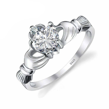 Brillant Promise Ring
