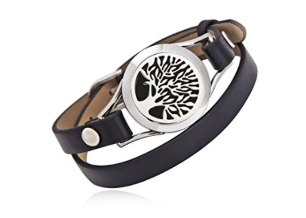 Essential Oil Diffuser Bracelet- Tree of Life