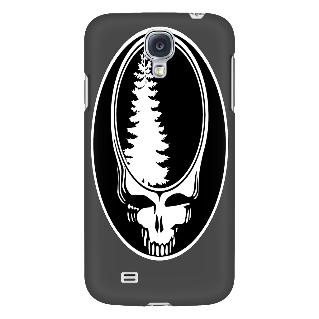 B/W Stealie Phone Case