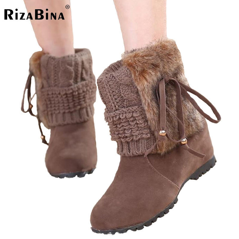 Hot Selling Women's Mid-Rising Ankle Boots- FREE SHIPPING