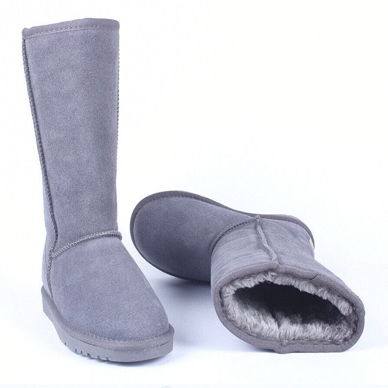 Women's Fashion Extremely Plush Lining High Quality Boots