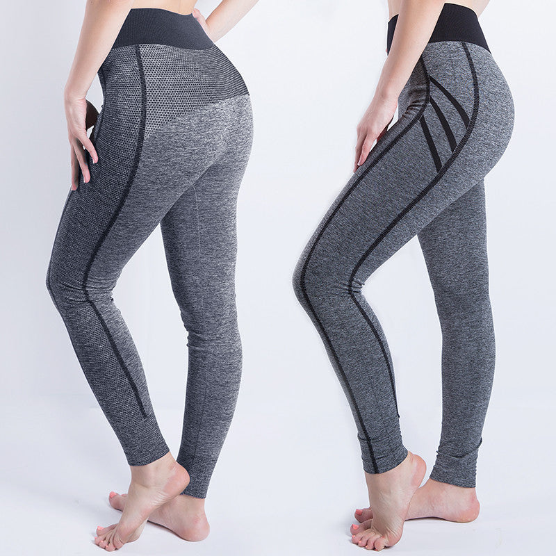 SALE- Women's High Waisted Slimming Sportswear Yoga Pant Leggings