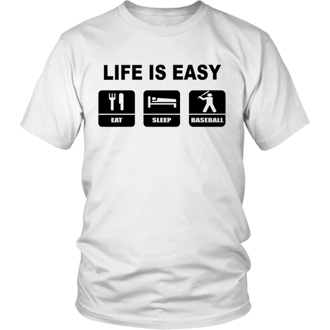 Life Is Easy T-Shirt
