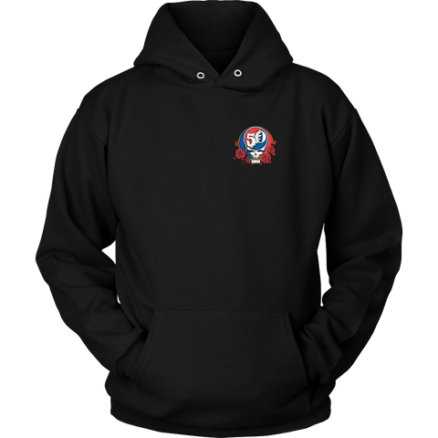 GD 50 Memorable Grateful Dead Hoodie