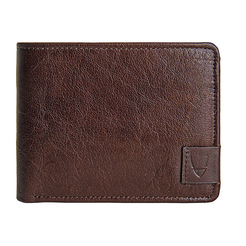 Hidesign Vespucci Buffalo Leather Trifold Wallet