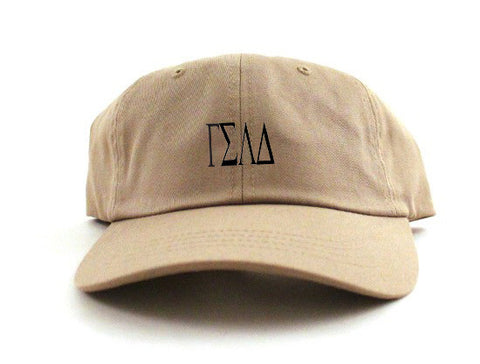 """READ"" (Greek) Dad Hat"