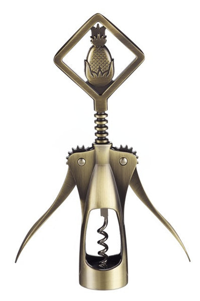 Gold Pineapple Wine Corkscrew