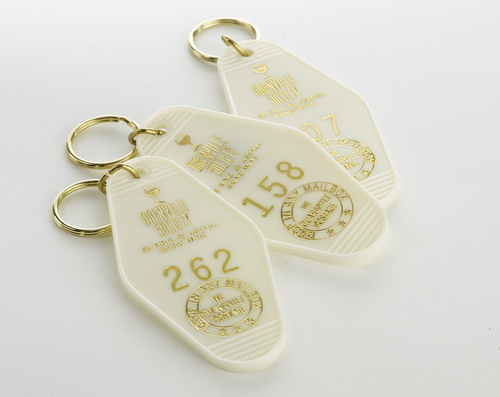 Grenville Society Key Chain