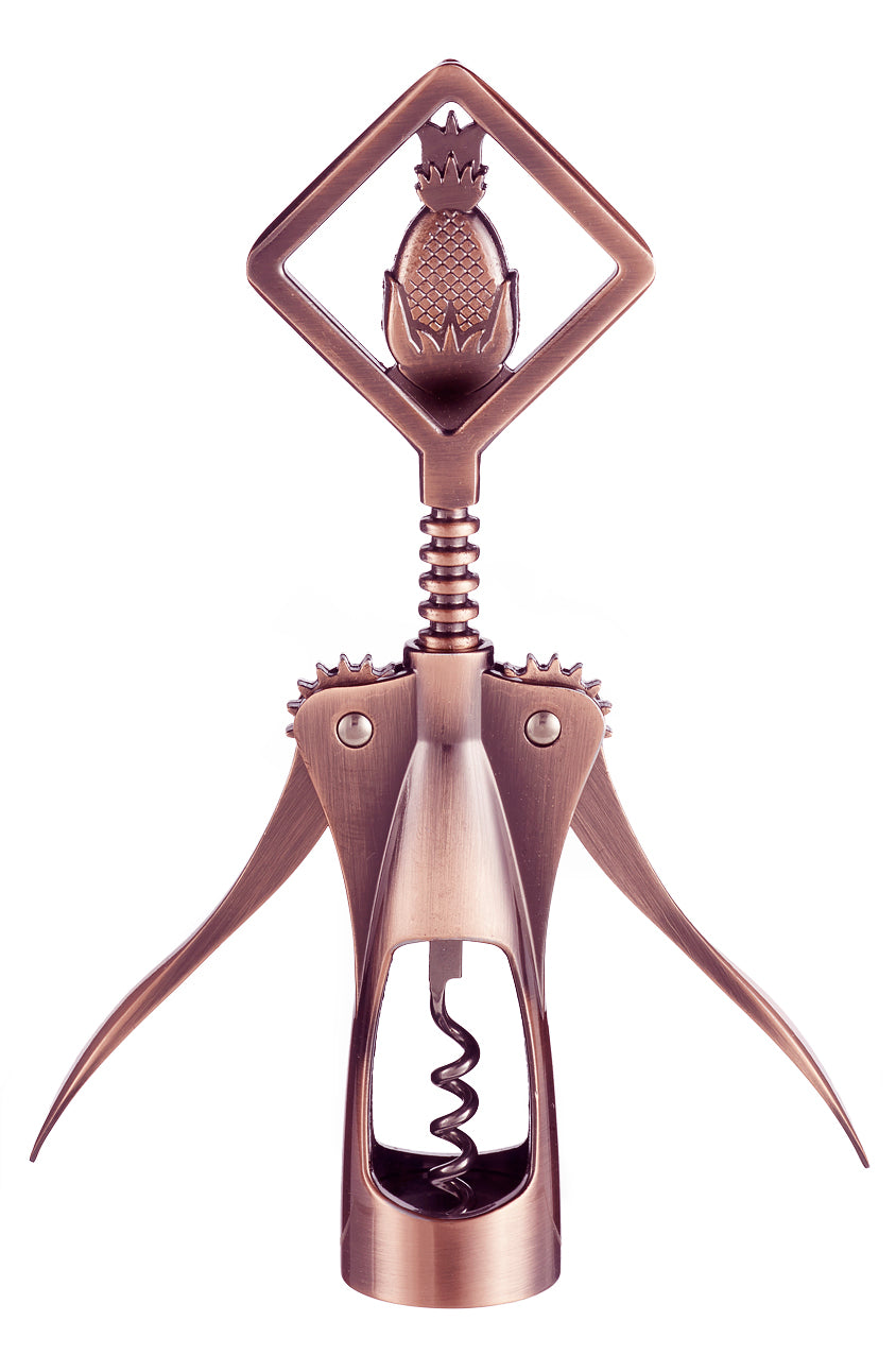 Rosé Pineapple Corkscrew