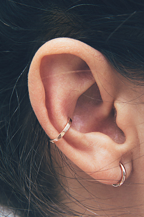 Ear Cuff 14k Rose Gold