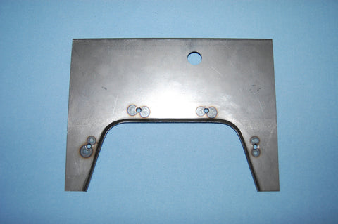 Faceplate Panel above Gearbox - 3.8