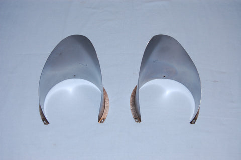 Headlamp Scoops - Series 1 - BD17651 & BD17652 - PAIR