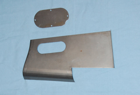 Bellhousing Side Panel - BD15139 - RH - 4.2