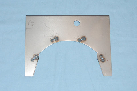 Faceplate Panel above Gearbox - 4.2