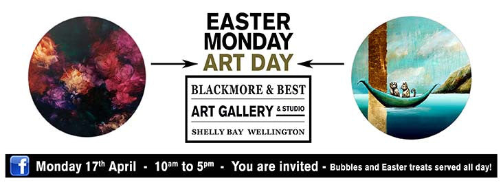 Art Day on Easter Monday - 17 April 2017