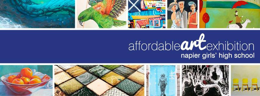 Affordable Art Exhibition - 17-19 March 2017, Napier Girls' High