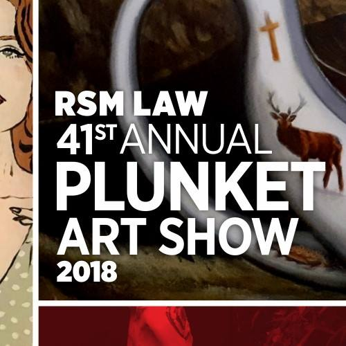 RSM Law Plunket Art Show - 26 May to 6 June 2018, Aigantighe Art Gallery, Timaru