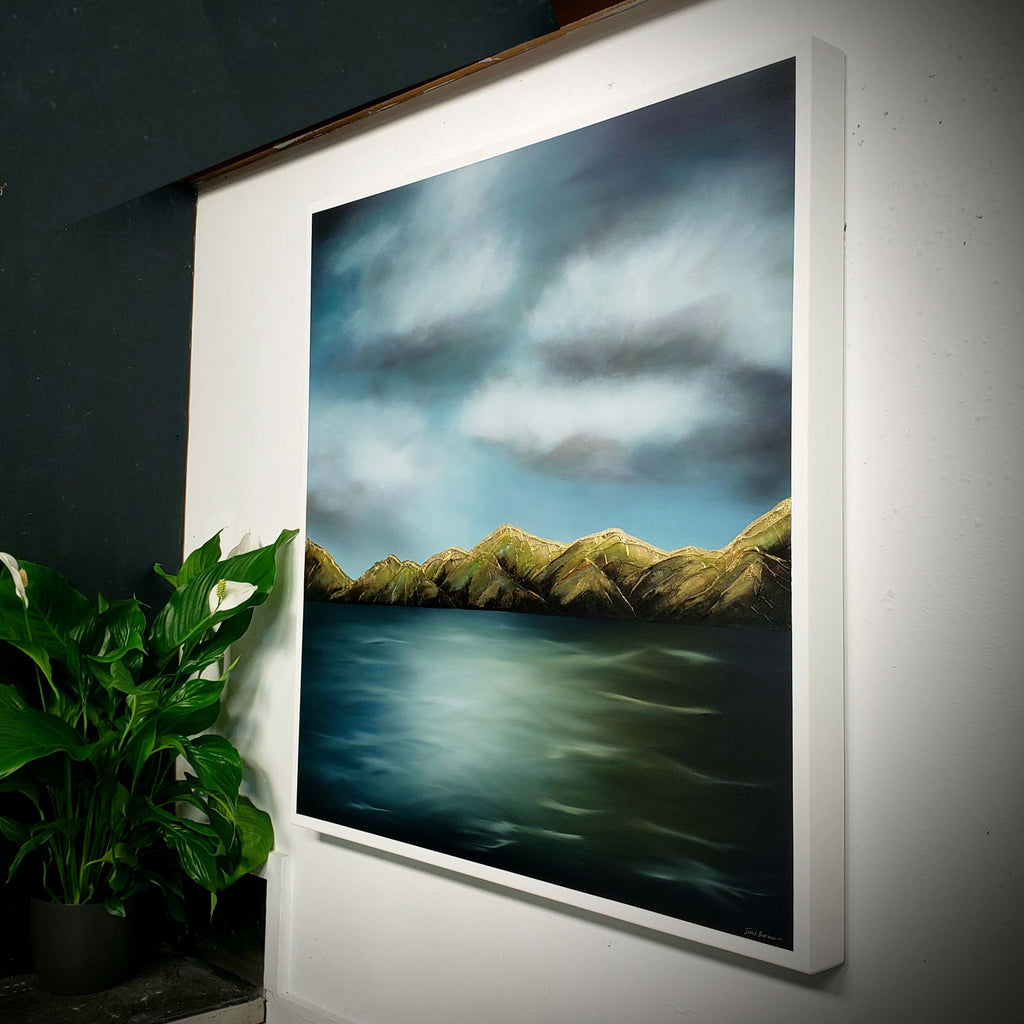 First Light - Pōneke Aroha - SOLD