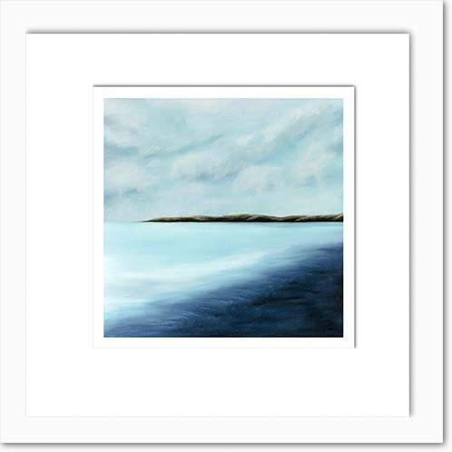 Boulder Banks II - Framed Print - Small