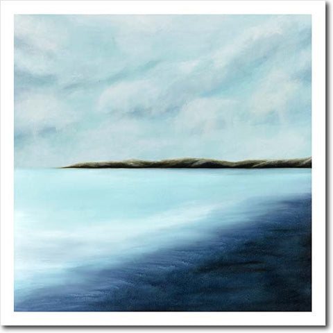 Boulder Banks II. Limited edition art print by Juliet Best. Landscape. Seascape. NZ