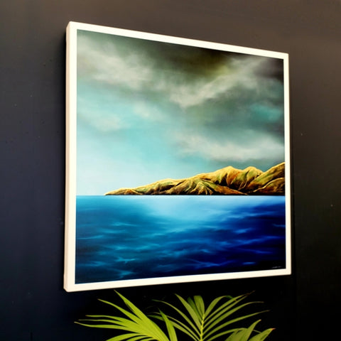 Te Raekaihau Series - My Horizon - SOLD