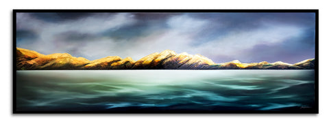 The Journey Te Waipounamu - SOLD