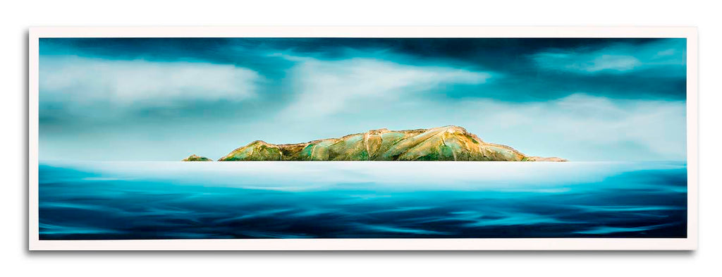 Velvet Indigo – Matiu Somes - SOLD