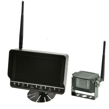 WIRELESS MULTIPLE CAMERA REVERSING SYSTEM - FleetWorks