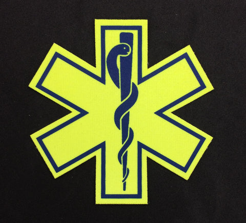 Reflective Star of Life