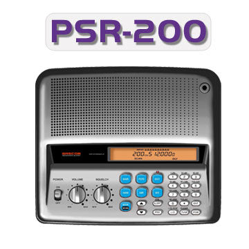 PSR-200 Scanner - FleetWorks