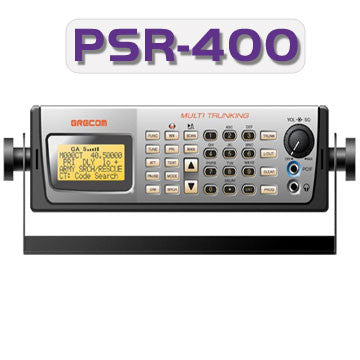 PSR-400 Scanner - FleetWorks