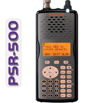 PSR-500 Scanner - FleetWorks