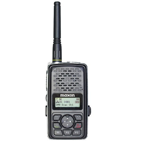 TPD-8000 Series Digital/Analog Two Way Radio - FleetWorks