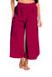 Pant Francesca Dark Red