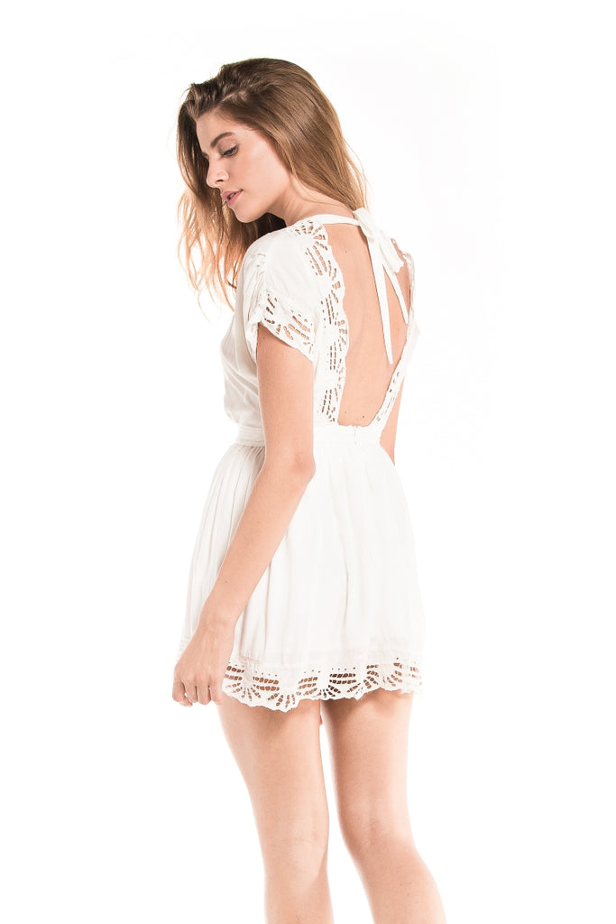 Dress Aloha Offwhite