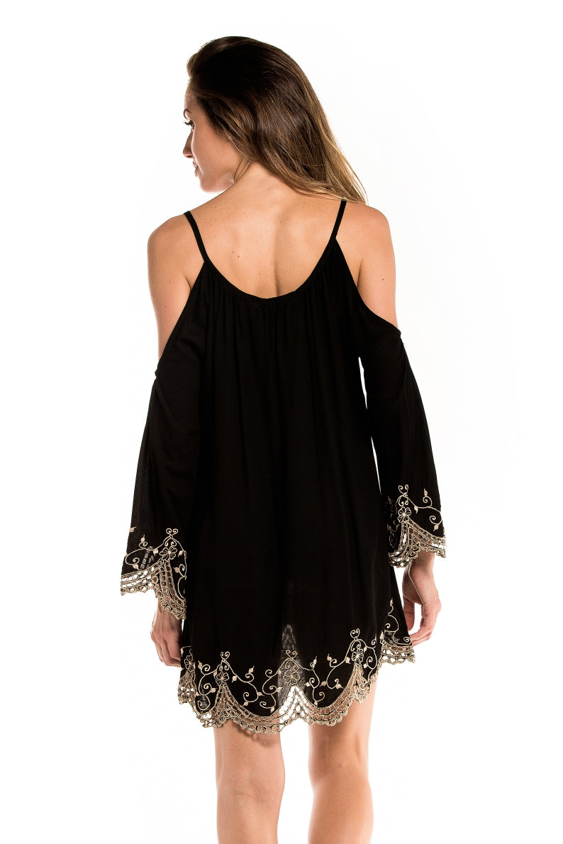 Dress Amazonas Black