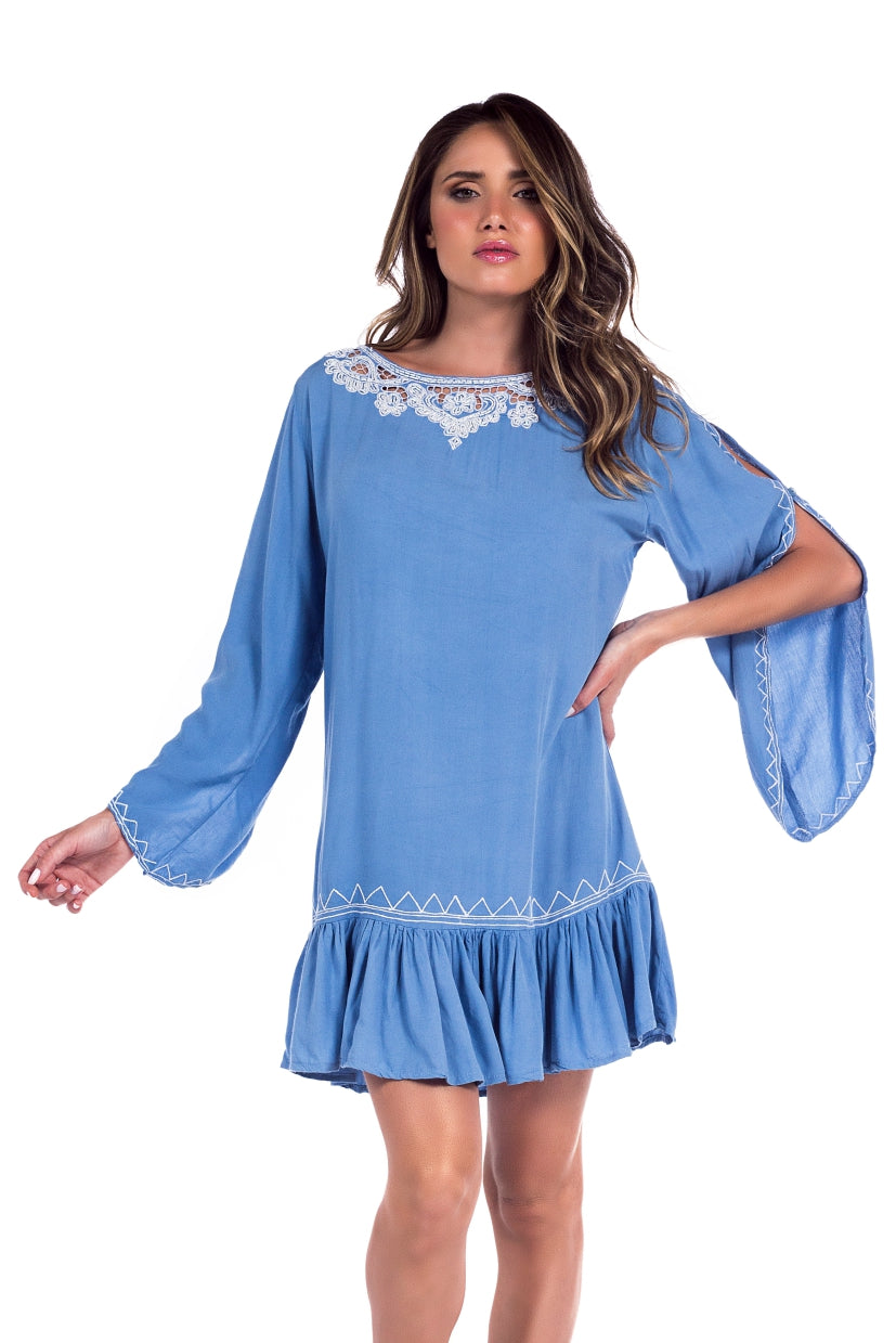 Dress Candice Blue Candy