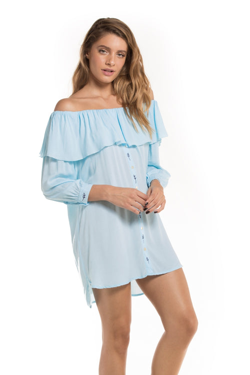 Dress Capetown Light Blue