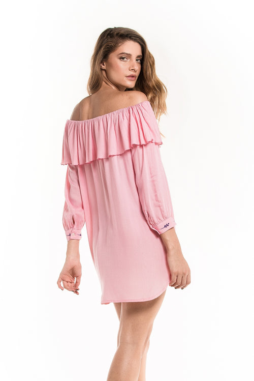 Dress Capetown Light Pink