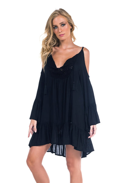 Dress Uluwatu Black